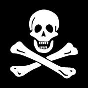 Piraten Designs Piraten Fahnen und Pirat Symbo...