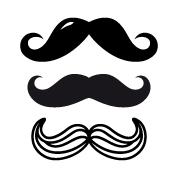 Schnurrbart Designs Schnurrbart Designs, lustige p...