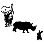 Tiere Designs Tiere und Wildtiere Designs un...