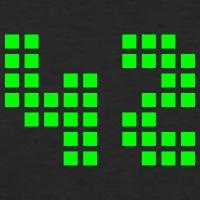 T-shirts 42 Punkte H2G2 personnalisés