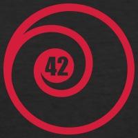 Accessoires und T-Shirts 42 Spirale H2G2 gestalten