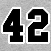 T-shirts 42 USA College personnalisés