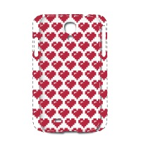 Accessoires und T-Shirts 8bits Herzen iPhone Hülle gestalten
