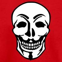 Accessoires und T-Shirts Anonymous Maske Totenkopf gestalten