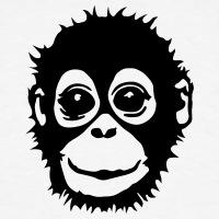Accessoires und T-Shirts Baby Orang-Utan gestalten
