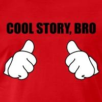 Accessoires und T-Shirts Cool story bro Mickey Handschuhe gestalten