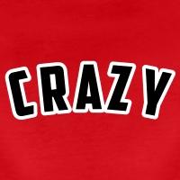 Accessoires und T-Shirts Crazy Universität gestalten