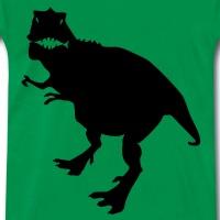 T-shirts Dinosaurier Tyrannosaurus personnalisés