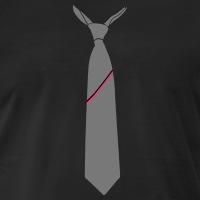 Accessoires und T-Shirts Elegante Krawatte gestalten