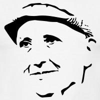 Accessoires und T-Shirts Gertrude Stein gestalten