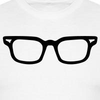 Accessoires und T-Shirts Hipster Brille Schmetterling gestalten