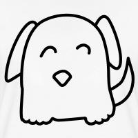 Accessoires und T-Shirts Hund Manga gestalten