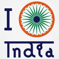 Accessoires und T-Shirts I love India Ashoka gestalten