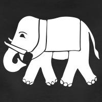 Accessoires und T-Shirts Indischer Elefant gestalten