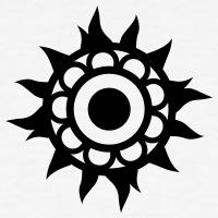 Accessoires und T-Shirts Indische Blume gestalten