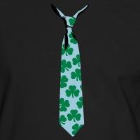 Accessoires und T-Shirts Irische Shamrock Krawatte gestalten