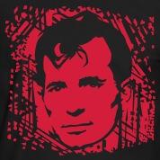 Accessoires und T-Shirts Jack Kerouac  Porträt gestalten