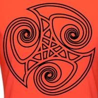 Accessoires und T-Shirts Keltische Triskele 20 gestalten