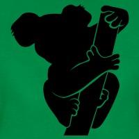 Accessoires und T-Shirts Koala Piktogramm gestalten