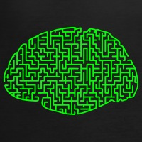 T-shirts Labyrinth Gehirn personnalisés