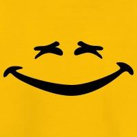 Accessoires und T-Shirts Lachen Smiley gestalten