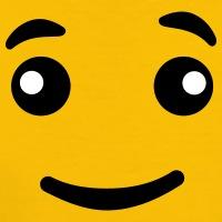 Accessoires und T-Shirts Lego Augen Smiley gestalten