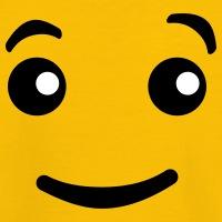Accessoires und T-Shirts Lustige Augen Smiley gestalten