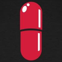 Accessoires und T-Shirts Matrix Pille gestalten