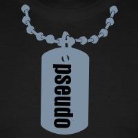 Accessoires und T-Shirts Militäre Kette gestalten