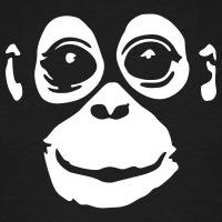 T-shirts Orang-Utan umgekehrt personnalisés