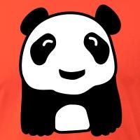 T-shirts Panda manga personnalisés