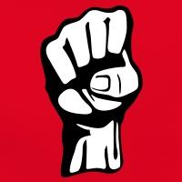 T-shirts Revolution Faust hoch personnalisés