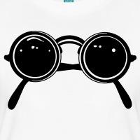 Accessoires und T-Shirts Runde Schutzbrille gestalten