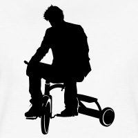 Accessoires und T-Shirts Sad Keanu Dreirad gestalten