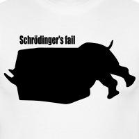 Accessoires und T-Shirts Schrödinger's fail gestalten