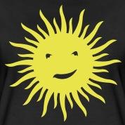 Accessoires und T-Shirts Sonne gestalten