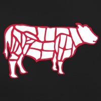 Accessoires und T-Shirts Steak Ochse Schürze gestalten