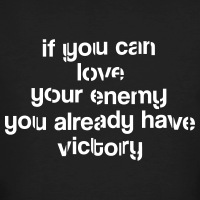 T-shirts The Help Victory Zitat personnalisés