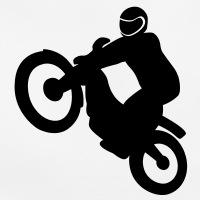 Accessoires und T-Shirts Trial Motorrad gestalten