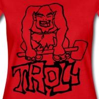 Accessoires und T-Shirts Troll Figur gestalten