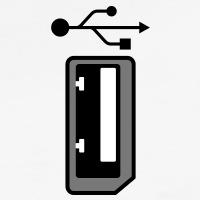 Accessoires und T-Shirts USB Anschluss gestalten