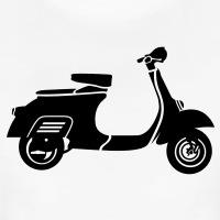 Accessoires und T-Shirts Vespa Motorroller gestalten