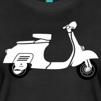 Accessoires und T-Shirts Vespa Scooter gestalten