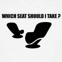 Accessoires und T-Shirts which Seat should i take R. Black gestalten