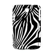 Accessoires und T-Shirts Zebra iPhone Hülle breite Streifen gestalten