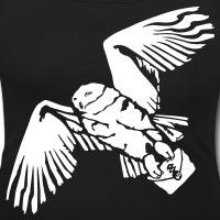 Accessoires und T-Shirts Hedwig Eule umgekehrt gestalten