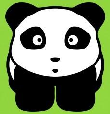 Panda Anime, anpassbares DEsifn für hochwertiger T-Shirt Druck