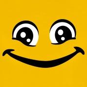 Gestaltbare Smileys Designs. Lustige Smileys für online T-Shirt Druc...
