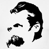 T-shirts Nietzsche personnalisés