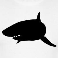 Accessoires und T-Shirts Hai gestalten